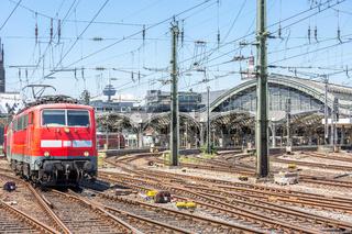 Commuter Train in Germany