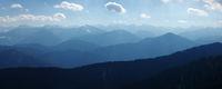 Blue Mountain Ranges