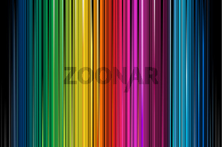 Abstract Colorful Vertical Striped Pattern Backgro