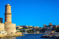 Marseille -  large port in the south of France