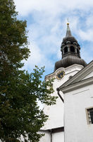 St Mary Cathedral in Toompea Tallinn Estonia