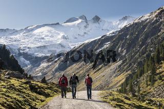 Hiking Wildgerlostal Hohe Tauern