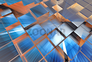 abstract 3d structure abstract 3d structure