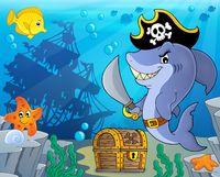 Pirate shark topic image 3