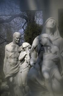Friedhofskulpturen