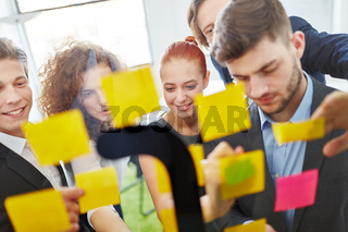 Workshop zum Thema Kreativität