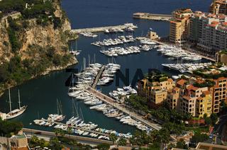 Yachthafen Port Fontvielle, Monaco