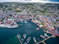 City Tromso, Norway