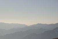 Hügellandschaft Apennin