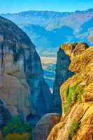 Rocks in The Meteora