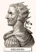 Marcus Julius Philippus, c. 204-249, Roman Emperor