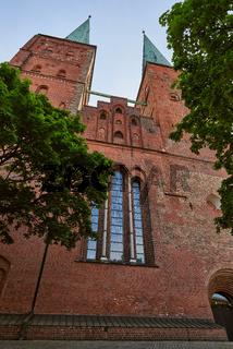 Dom zu Lübeck, Deutschland