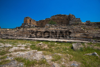photo of ancient city Hierapolis