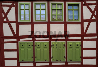 Bad Langensalza - Altstadtfassade