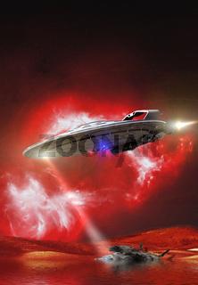 Searching Spaceship