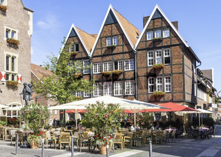 Spiekerhof, Münster, NRW