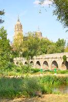 Park in Salamanca