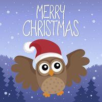 Merry Christmas thematics image 4