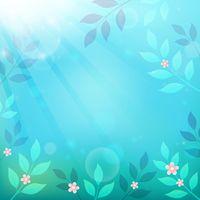 Spring thematics background 3