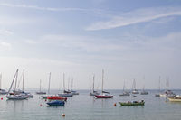 Boote am Gardasee