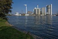 Spree-Seite des Zementwerks Berlin