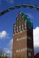 Darmstadt wedding tower
