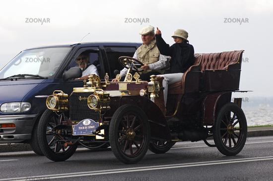 Classic car Peugeot 1904