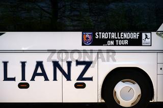 Mannschaftsbus TSV Eintracht Stadtallendorf