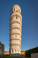 Leaning tower of Pisa Unesco site