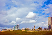 Skyscrapers inTel Aviv