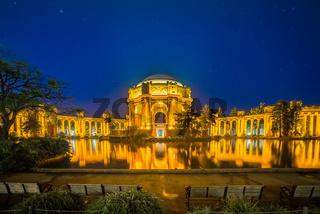 san francisco exploratorium and palace of fine arts