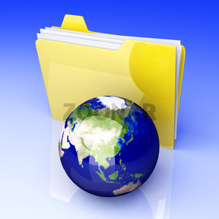 Global Folder - Asia