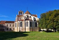 Vezelay Basilika Sainte-Madeleine  - Abbaye Sainte-Marie-Madeleine de Vezelay, Burgundy in France
