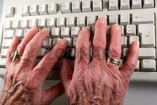 Senioren und EDV - old people computing