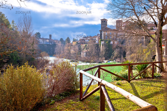 photo italian heritage in cividale del friuli natisone river