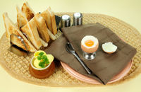 Boiled Egg Breakfast