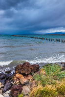 Strait of Magellan summer February