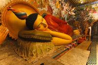 Buddhist temple - Negombo, Sri Lanka