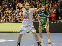 handball player Marcel Schiller (Frisch Auf Göppingen)