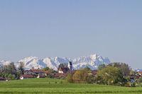 Ergertshausen in Upper Bavaria