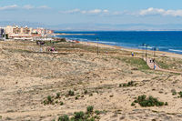 La Mata resort town in Spain