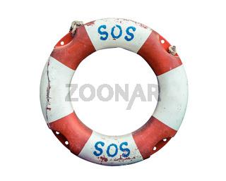 SOS Lifebuoy