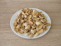 Pistachio nuts shells for crafting