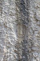 Historical climbing route in Belvedere climbing garden