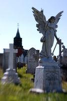 Graveyard, Cemetery