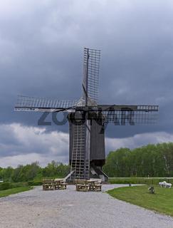 Bockwindmühle Weseke