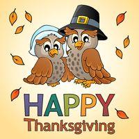 Happy Thanksgiving theme 9