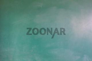 blank green chalkboard background