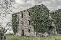 House ruins in Istria