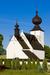 church in Zehra, Slovakia